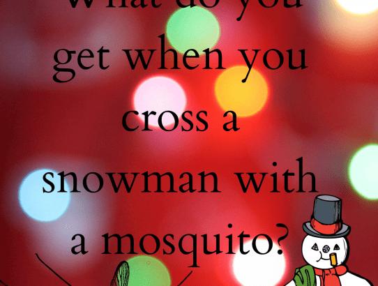 December Riddles